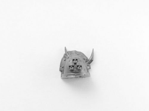 plague marine shoulder pad (d)